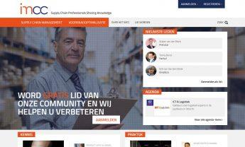 IMCC lanceert nieuwe website
