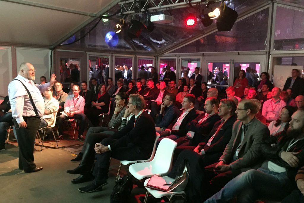Exact Live, Walther Ploos van Amstel