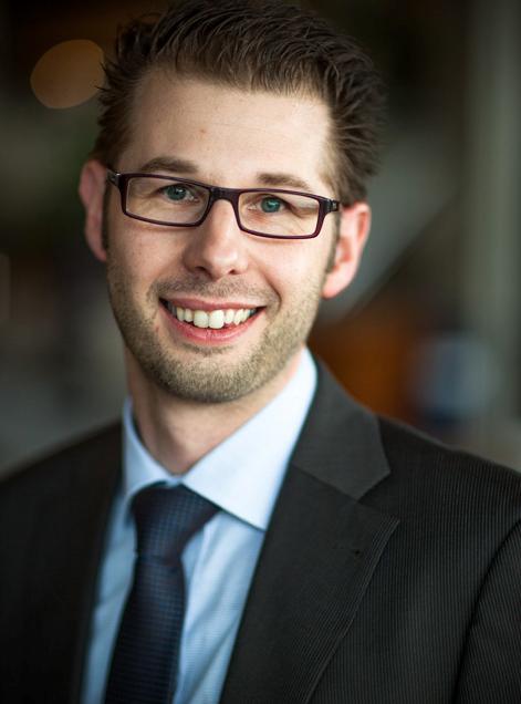 Wout Dullaert, hoogleraar supply chain logistics aan de Vrije Universiteit Amsterdam