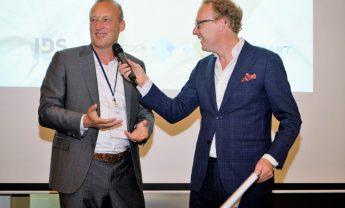 Eric van Dijk en Rens de Jong