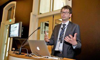 Wout Dullaert, hoogleraar supply chain management