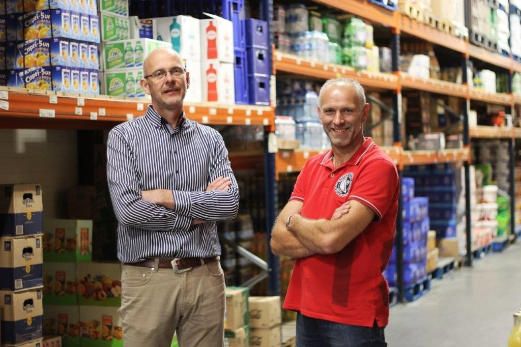 Henk Achterberg en Cornel van Ark van Dijkgraaf-Reinders