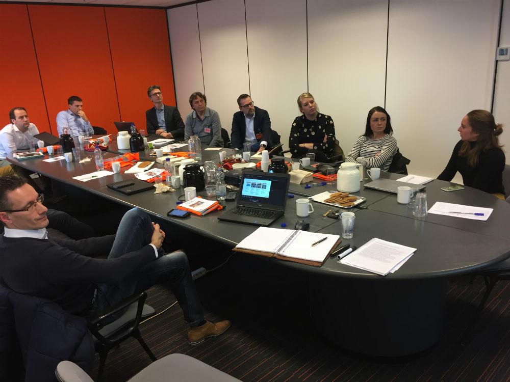 IMCC werkgroep voorraadbeheer in e-commerce