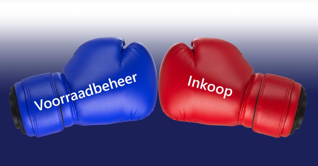 Battle inkoop vs voorraadbeheer