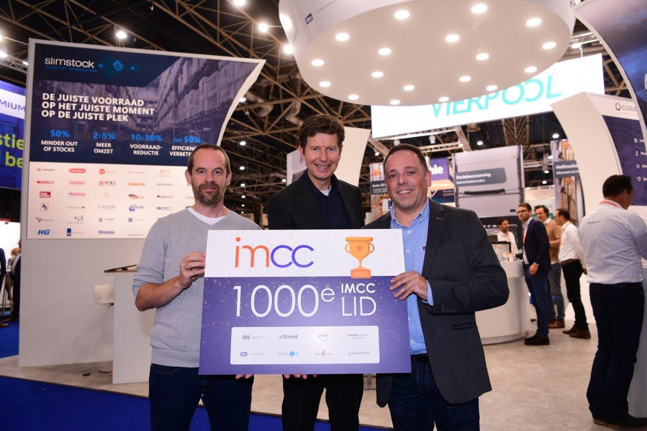 1000-ste IMCC-lid
